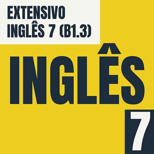 Inglês 7 (B1.3)