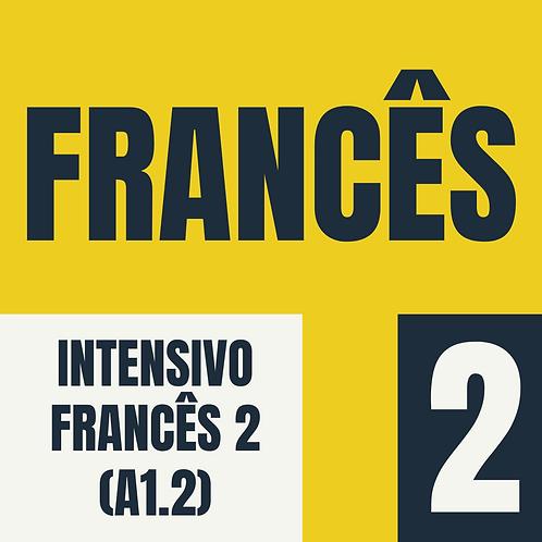 Francês 2 (A1.2) - Intensivo