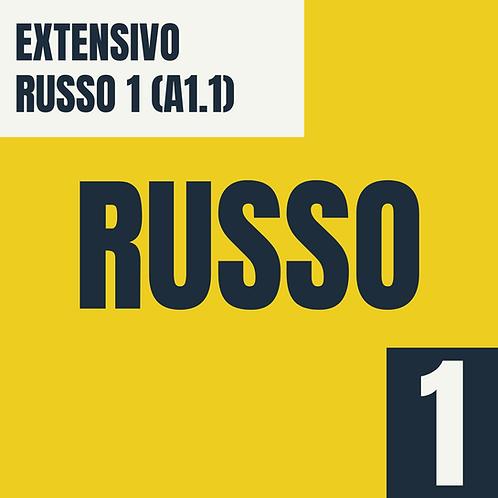 Russo 1 (A1.1 - Básico 1)