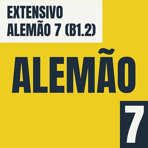 Alemão 7 (B1.2)