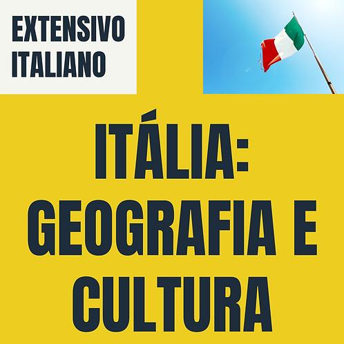 Itália: Geografia e Cultura