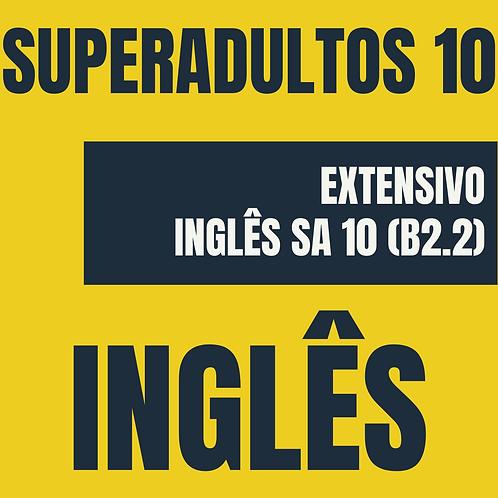Inglês: Super Adultos 10 (B2.2)
