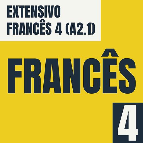 Francês 4 - (A2.1)