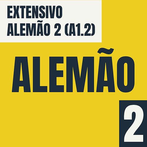 Alemão 2 (A1.2)