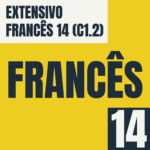 Francês 14 - (C1.2)