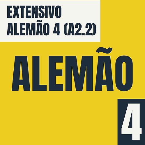 Alemão 4 (A2.2)