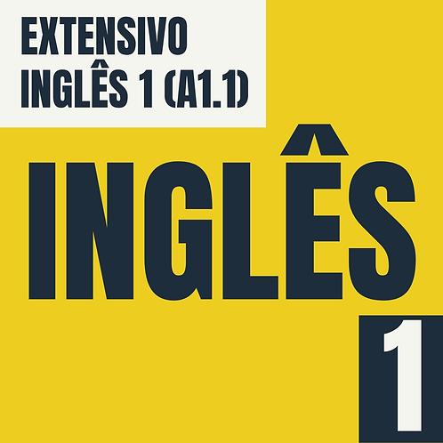 Inglês 1 (A1.1)