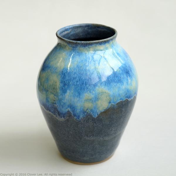 Night Sky Vase