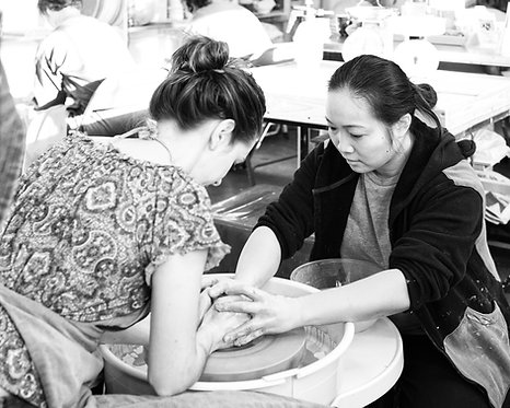 Taster Pottery Class (2 hours)