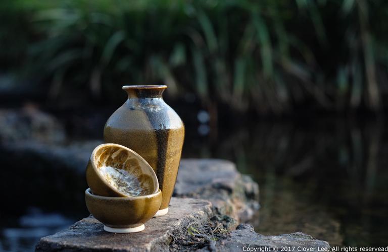 Kikutsuki Sake Set (1)