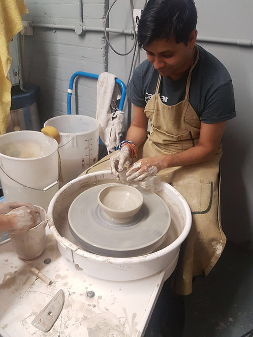 Private Pottery Workshop (2 hours)