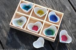 Ceramic Hearts