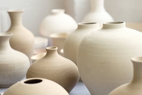 Private 4 Weeks Pottery Course