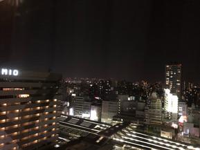 大阪の夜やねん