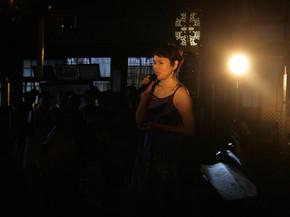 """8月6日 MIDORi × 源光寺 ボサノヴァ・コンサート  """"Oração祈り""""~inori~ライブ報告"""