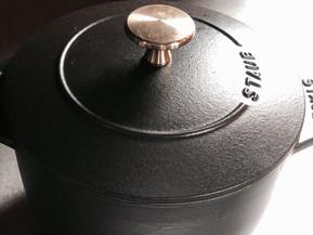 鍋で炊飯生活