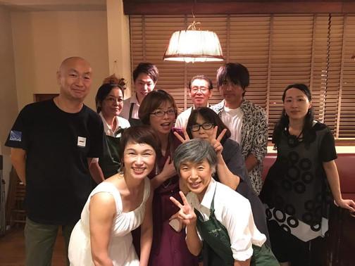 8月4日(金)MIDORi × Café SUPREMO ライブ報告