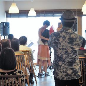 CD発売記念ライブin日立のご報告その2