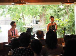 9月1日mokichi wurst cafeライブ報告