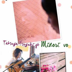 4月20日はCD発売記念ライブin逗子・渚小屋さんです