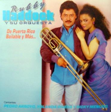 Rubby Haddock - De PR Bailable y Mas (Otra Vez) CD