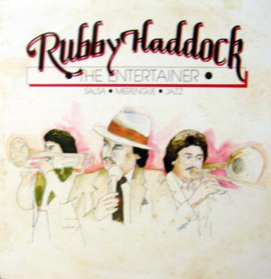 Rubby Haddock - The Entertainer