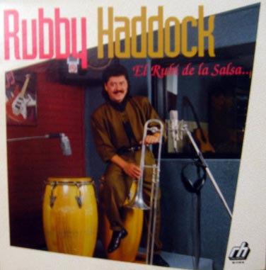 Rubby Haddock - El Rubby de la Salsa CD