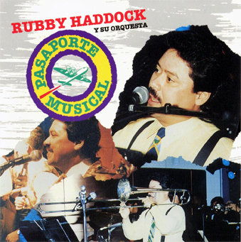 Rubby Haddock - Pasaporte Musical CD