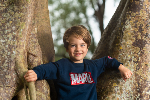 Nicolas Marvel Kids PhotoShoot