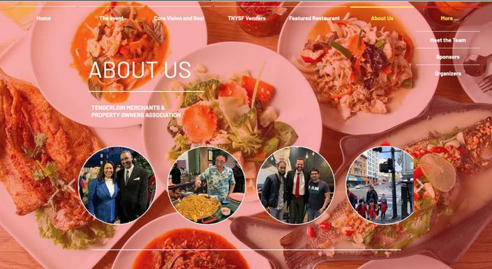 Thai New Year Webpage