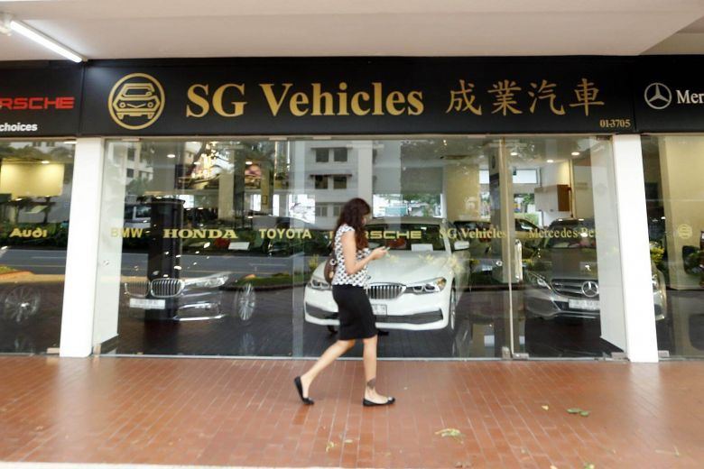 Spring Singapore to start legal proceedings against automotive retailer SG Vehicles for unfair pract