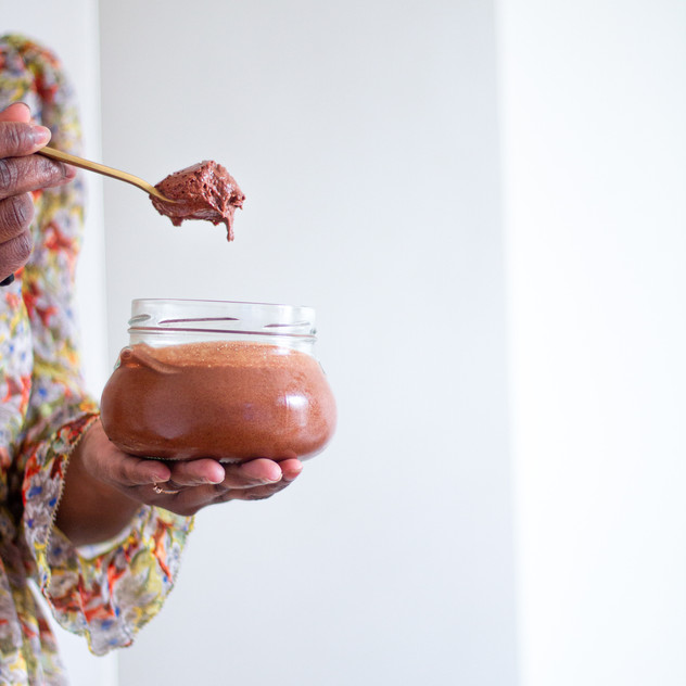 Mousse au chocolat par @Meliesphere