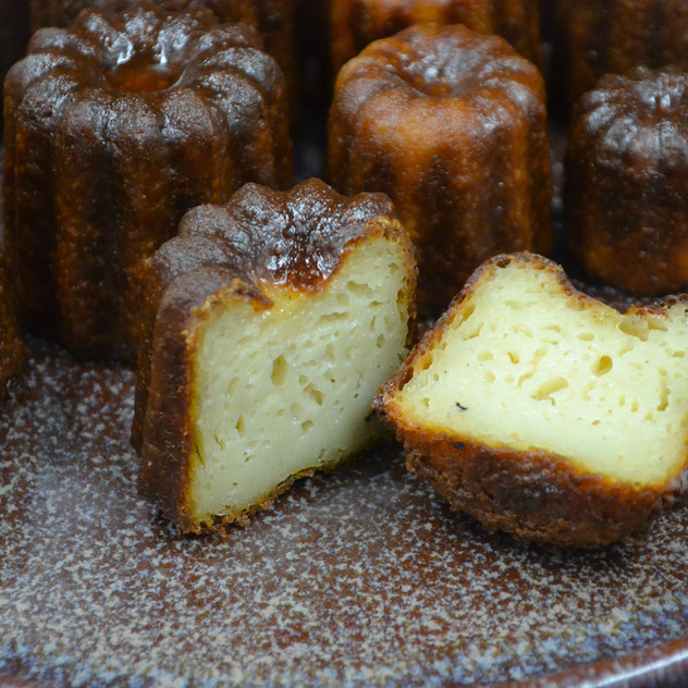 Cannelés Bordelais par Michael Guedj