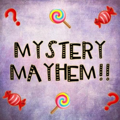 Mega Mystery Mayhem Box