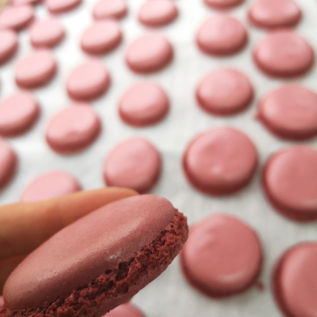 Macarons par David Devant