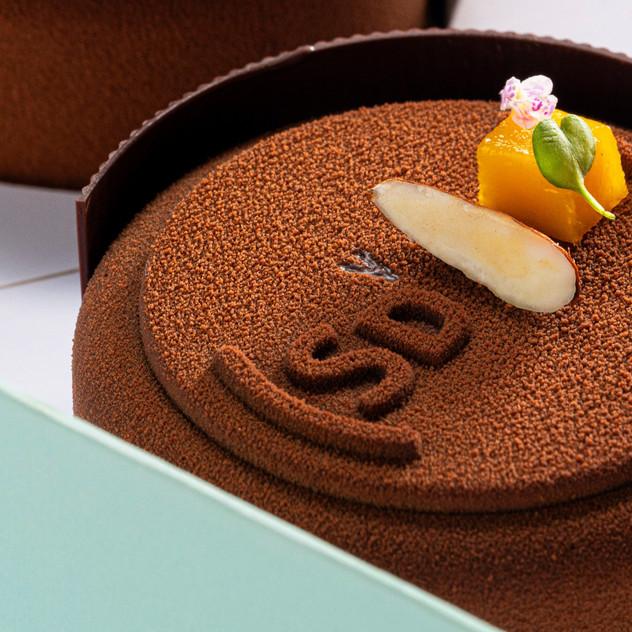 Gâteau Végétal par Ramon Morato