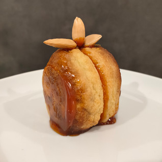 Choux pastry by Thierry Besnault