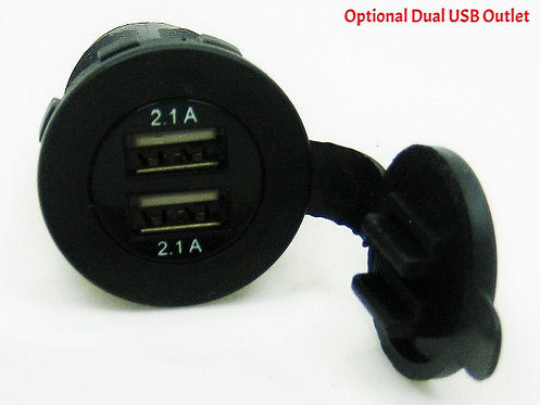 Dual USB Outlet