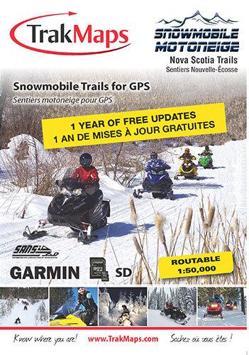 Snowmobile Nova Scotia