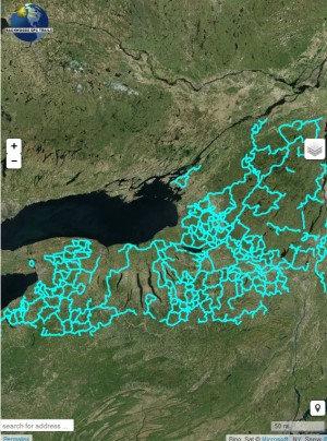 Backwoods GPS - NY