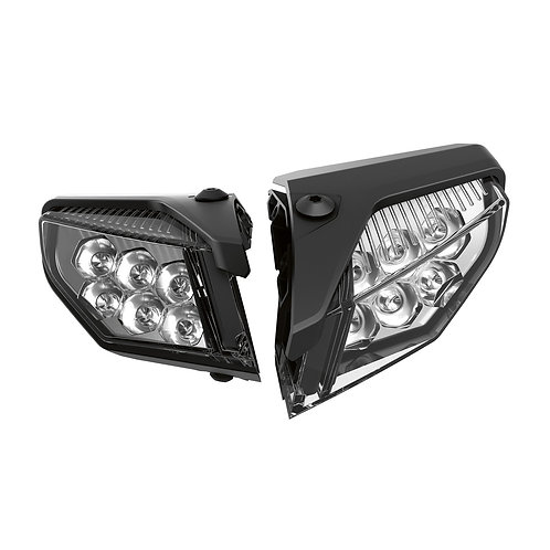 High Beam Auxiliary LED Lights (REV Gen4)