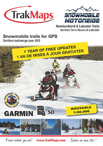 Snowmobile Newfoundland