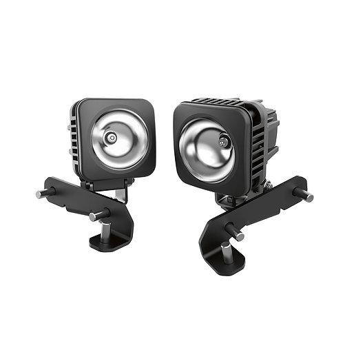 Front Bumper LED Working Lights (REV Gen4 (Wide))