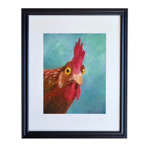 Thelma Poster Print Framed