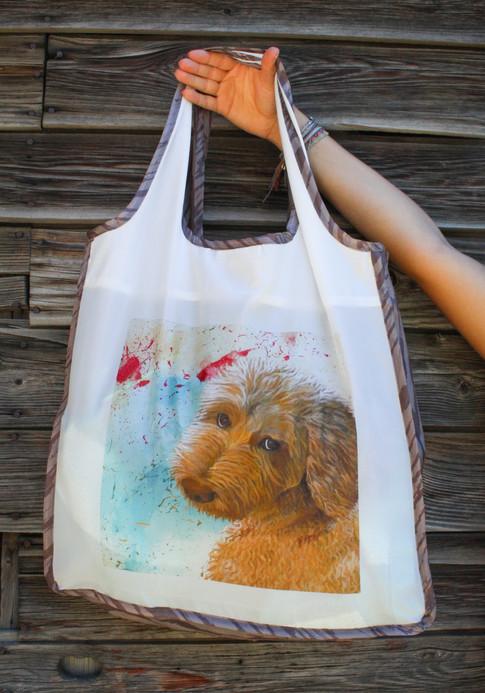 Ozzy Reusable Shopping Bag