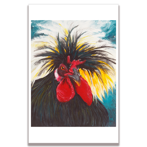 Fro Poster Print