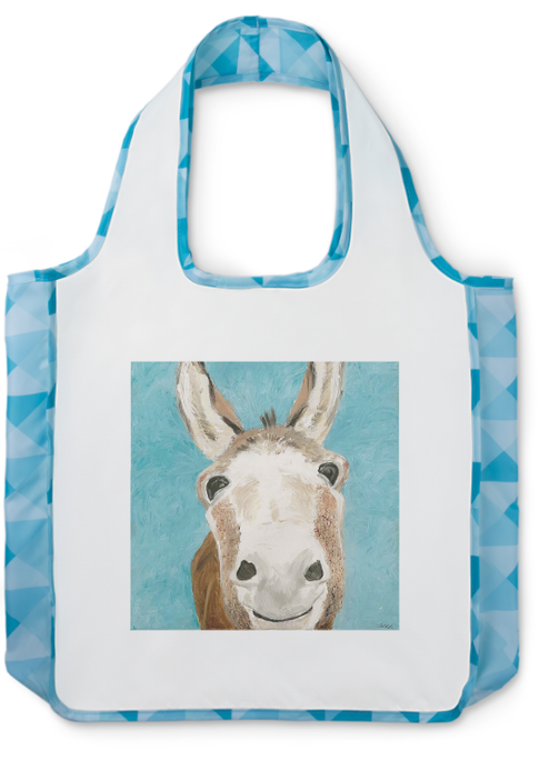 Donkey Reusable Shopping Bag