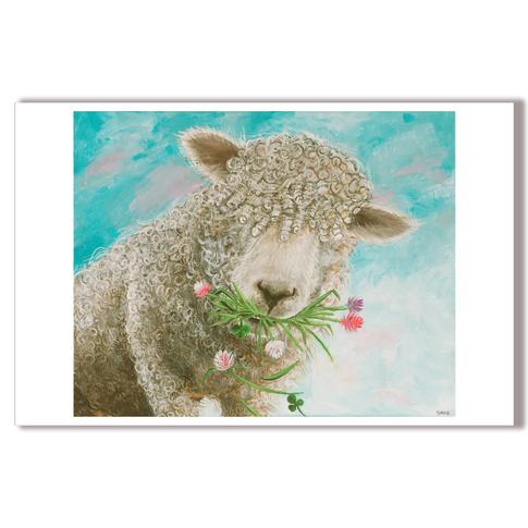 Sheep Poster Print