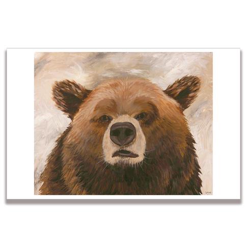 Bear Poster Print