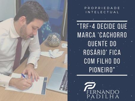 TRF-4 decide que marca 'Cachorro Quente do Rosário' fica com filho do pioneiro